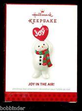 HALLMARK 2013 JOY IN THE AIR KEEPSAKE ORNAMENT NIB  2013