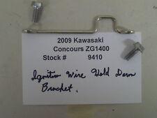 2009 09 Kawasaki Concours ZG1400 Ignition Wire Bracket