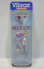 Blue Fox Super Vibrax 1/8 Rainbow Trout Treble Hook Troll Fishing Lure 4 grams
