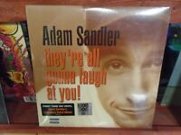 Adam Sandler They're All Gonna Laugh At You 2x LP NEW RSD [Longest Pee Wasted]