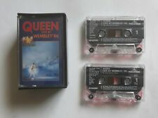 QUEEN - Live at Wembley '86 - Cassette album