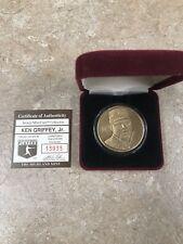Ken Griffey Jr Highland Mint Bronze Coin