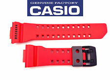 CASIO G-SHOCK Watch Band Strap GA-400-4B Original Red Rubber