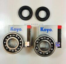 KOYO CRANK BEARING & SEAL KIT FOR  Derbi GPR 50 Racing  2010 - 2012