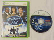 Karaoke Revolution Presents: American Idol Encore game for the XBox 360 system