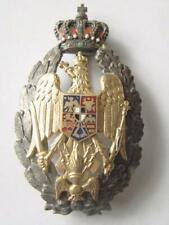 Romania Royal Military Academy Badge ! medal , order