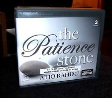 The Patience Stone by Atiq Rahimi / Carolyn Seymour Unabridged Audiobook CDs