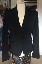 Brand New Stylish Black Suit Jacket (Topshop) Size 8-12