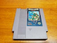 Commando (Nintendo Entertainment System, 1986) NES Game Cart Authentic/Tested