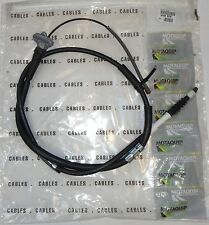 MOTAQUIP RIGHT HAND REAR HANDBRAKE CABLE VVB528 TOYOTA CARINA AT151R, CT150R