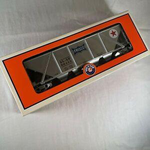 NIB Lionel Trains # 6-26432 Frisco Quad Hopper Rail Car