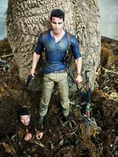 """NECA UNCHARTERED 4 NATHAN DRAKE 7"""" Ultimate Edition Action Figure  7"""" ReelToys"""