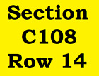 2 Tickets Rage Against The Machine Rocket Mortgage FieldHouse Cleveland 07/27/22