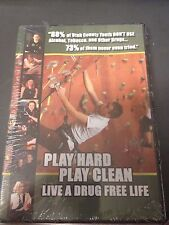 Play hard play clean live a drug free life (DVD)