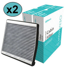 2x Pollen Cabin Filter 30630752 9204626 For Volvo C70 S60 S70 S80 V70 XC70 XC90