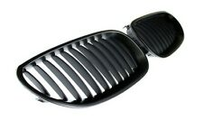 For Bmw E60 E61 Premium Grille Sports Grill Kidneys Grille Front Black
