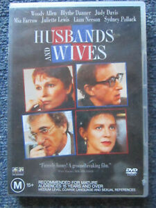 DVD HUSBANDS AND WIVES   GREAT *** MUST SEE ****
