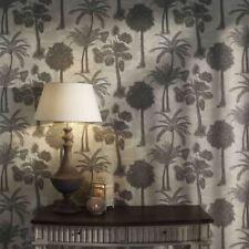 Sophie Conran Designer Wallpaper Beau Distressed Neutral Shade Light Cream  NEW