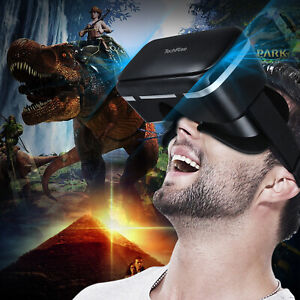VR Brille für Handy für Smartphones Virtual Reality Brille VR Brille BOX 3D