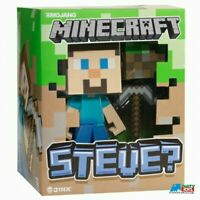 """Minecraft 6"""" Steve with Accessory"""