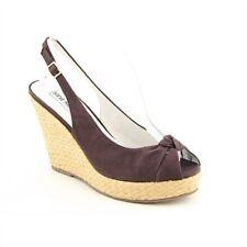 Steve Madden ~ Vallii Espadrille Women's 9.5 Wedge Sandals $99 NIB