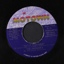 JACKSON 5: Get It Together / Touch 45 Soul