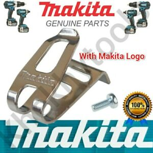 Makita Impact drill Belt Hook Clip LXT DTD152 DTD129 DTD146 DTD145 LXDT0 DHP475