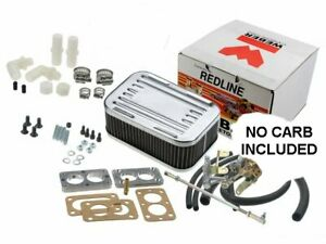 Redline Adaptor set Linkage and Air Cleaner for Jeep/Sport Utility