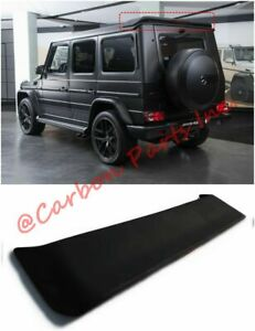 W463 Rear Spoiler With Stop Signal AMG,BRABUS Style Mercedes-Benz G-Class