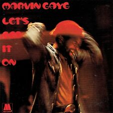CD - MARVIN GAYE - Let's get it on