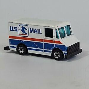 Hot Wheels Vintage 1976 U.S. Mail Truck Postal Van 1:64 Hong Kong