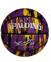 New Spalding X Kobe Bryant Marble Series- Limited edition Basketball, In Hand