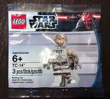 NIB - Lego Star Wars TC-14 Protocol Droid (5000063) Minifig - Unopened, New