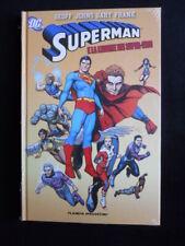 SUPERMAN e La Legione dei Super Eroi Book Cartonato Dc Comics De Agostini [H019]