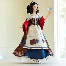 "Disney Store 2017 Snow White Limited Edition 17"" Doll Exclusive LE"