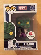 The Lizard, Marvel, 334, Funko Pop! Walgreens Exclusive!