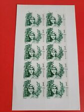 U.S. SCOTT 5295 statue of freedom $1 FULL SHEET OF 10 STAMPS MNH FREE FAST SHIP