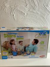Noodleboro Learning to Share Fun Park Game Playskool Social Skills Family 4+
