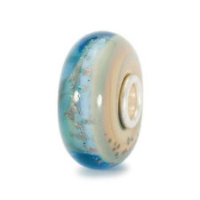 Trollbeads original authentic Glass oasi - Beach 61417 TGLBE-10094