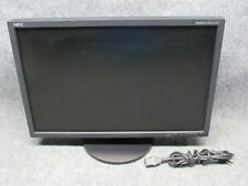 """NEC EA221WM-BK 22"""" Flat Panel LCD Monitor *Tested Works*"""