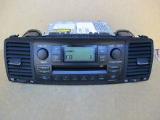 Autorradios para reproductor CD y Toyota