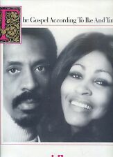 IKE AND TINA TURNER the gospel according to ike and Tina HOLLAND EX LP 1974