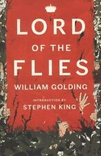Golding, William; King, Stephen [Introd .. Lord of the Flies, Centenary Edition