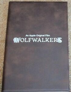 WOLFWALKERS PROMO NOTEBOOK JOURNAL SWAG FYC FOR YOUR CONSIDERATION