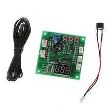 Two Way Heat Dissipation PWM Four Wire Fan Temperature Speed Controller Board