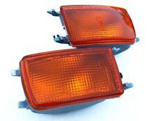Für VW Golf 3 Vento Orange Front Blinker Stoßstangenblinker Blinkleuchten