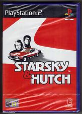 PS2 Starsky & Hutch (2003), UK Pal, Brand New & Sony Factory Sealed
