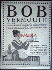 1941 'VOTRIX' WW2 French Vermouth Drink ADVERT - Small Vintage Print Ad