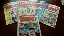 FIVE DANDY COMICS 1998/1999