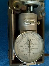 Dr horns system remote tachometer and case.revs per minute